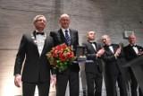 Jens Ocksen, prezes Volkswagena otrzymał Wielką Złotą Pieczęć Miasta Poznania. Uroczystość odbyła się na spotkaniu noworocznym u prezydenta