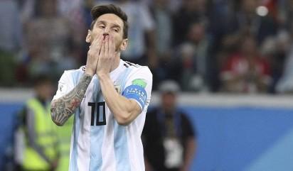 a4d79e157 Argentyna - Chorwacja, MŚ 2018, grupa D. Messi i spółka nad ...
