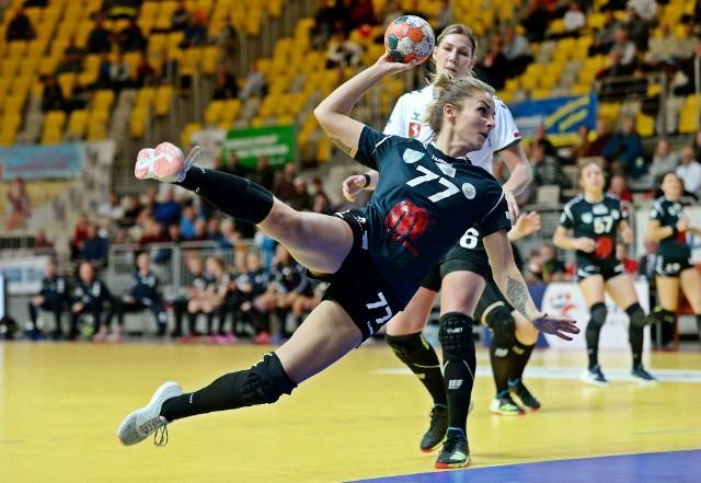 Marta Tomczyk spędziła w koszalińskim zespole dwa sezony.