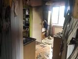 Wybuch gazu z Prandocinie. Budynek został zniszczony, zawaliła się ściana domu [ZDJĘCIA]