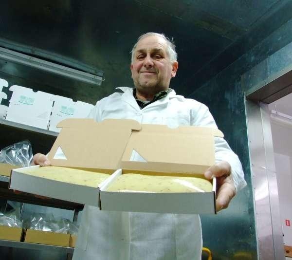 W kategorii przetwórstwo rolno-spożywcze zwyciężył ser domowy, smażony wyrabiany przez firmę Fan-Agri z Kadłuba.