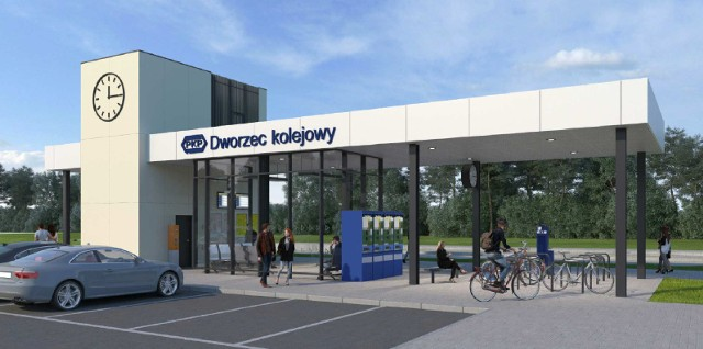 Wasilków. Nowy dworzec kolejowy ma być otwarty w drugiej połowie 2021 roku!