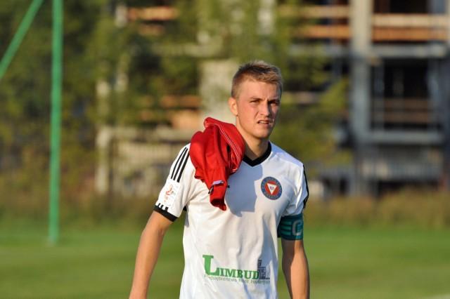 Karol Kostrubała w barwach Garbarni rozegrał 155 oficjalnych spotkań