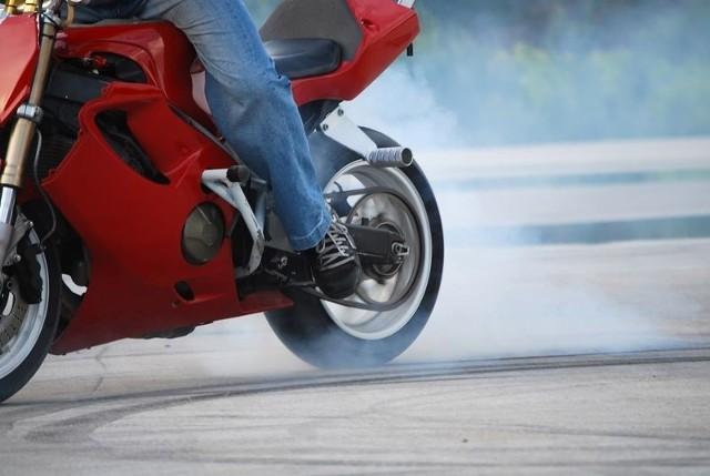 Wypadek na zlocie w Makowicach. Nie żyje motocyklista