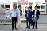 Dyrektor agencji chińskiego Ministerstwa Handlu odwiedził Politechnikę Białostocką i Uniwersytet w Białymstoku (zdjęcia)