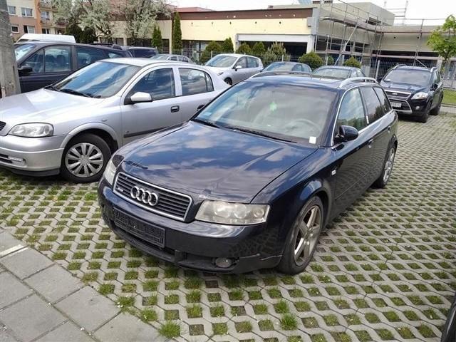 1. Audi A4lata produkcji: 2001-2008źródło: autodata-group.com