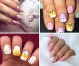 """Wielkanoc 2019. Wielkanocne paznokcie. Jak Wam się podobają wielkanocne wzory na paznokciach? Mamy sporo """"paznokciowych"""" inspiracji"""
