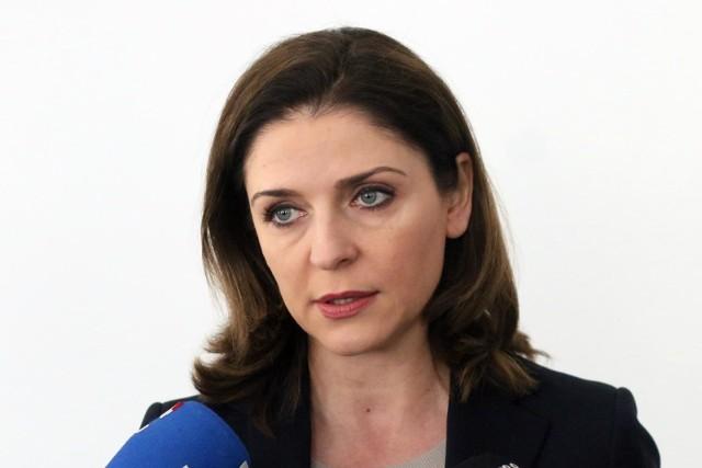 Joanna Mucha zrezygnuje ze startu na szefa PO?