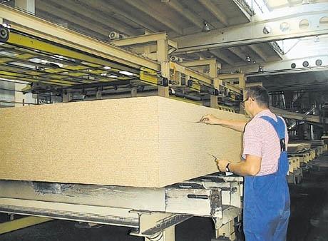 700 osób jest zatrudnionych w Pfleiderer Grajewo S.A. - największego pracodawcy w pow. grajewskim