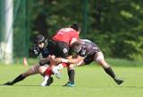 Master Pharm Rugby Łódź. Wielki atut - mocna, skuteczna obrona
