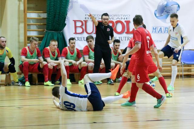 Mecz I ligi futsalu MOKS Białystok - Vamos Gdańsk