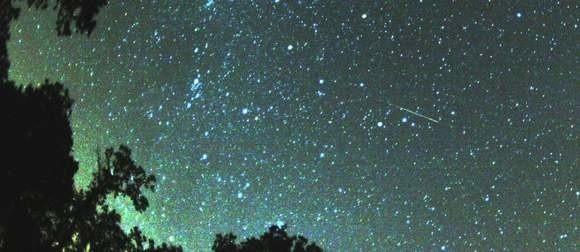 Druga połowa nocy z 12 na 13 sierpnia będzie w Polsce najlepszym czasem do obserwacji Perseidów