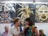 """Galeria Marchand Galeria Marchand wyrusza w """"Podróż"""". Zobacz co malują zawodowcy, amatorzy i… Edward Dwurnik (zdjęcia)"""
