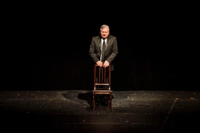 Krzysztof Gordon jako pierwszy wystąpi na 35. Toruńskich Spotkaniach Teatrów Jednego Aktora