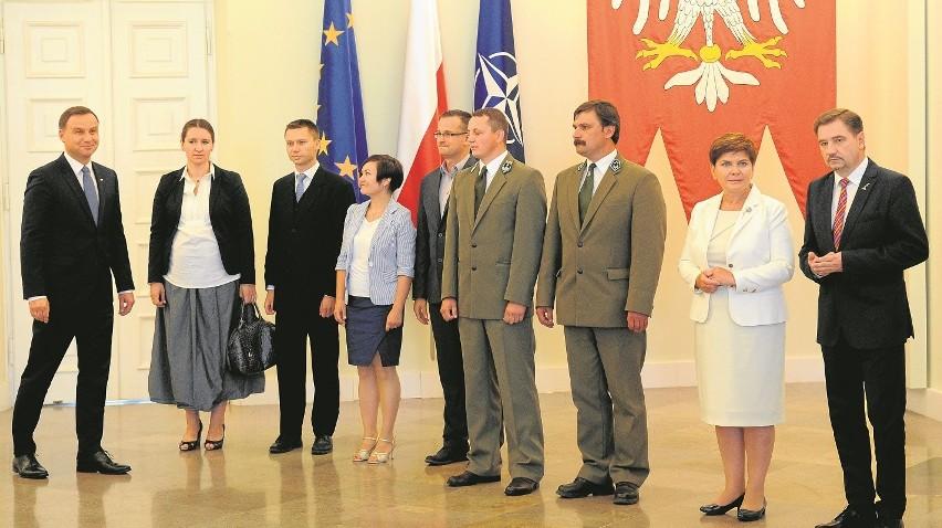 Prezydent Andrzej Duda jeszcze w tym tygodniu ogłosi swoją...