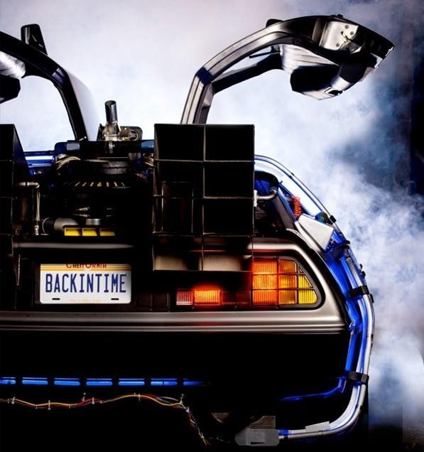Back in Time, czyli dokument o Powrocie do przyszłości