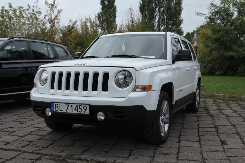 Jeep Patriot, rok 2016, 2,0 benzyna+gaz, cena 43 500 zł