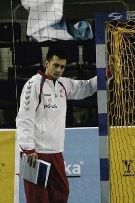 Trener Bogdan Wenta nie lubi, gdy ktoś wtrąca się do spraw, które należą do jego kompetencji - mówi Paweł Papaj Fot. Jan Baran