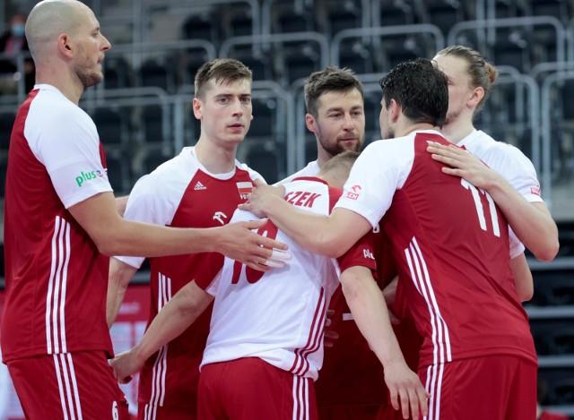 Liga Narodów w siatkówce mężczyzn 2021: wyniki, tabela, terminarz, mecze Polaków