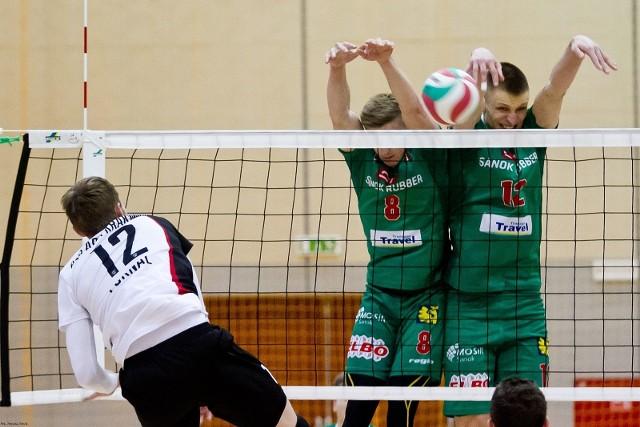 TSV Sanok wciąż nie moze być pewien gry w play-off, ale sprawy ma w swoich rękach.