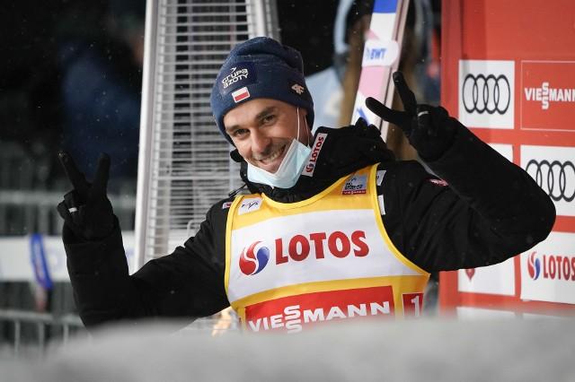 Piotr Żyła został mistrzem świata na skoczni normalnej