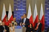 Premier Mateusz Morawiecki we Wrocławiu obiecał nową autostradę A4. Mieszkańcy: Jest Pan kłamcą!