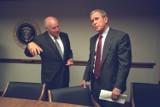 Niepublikowane dotąd zdjęcia prezydenta Busha z 11 września 2001 roku [ZDJĘCIA]