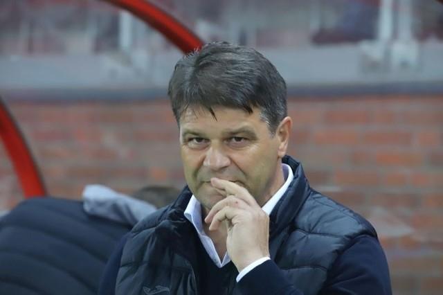 Radosław Mroczkowski zastanawia się, na kogo postawić w Chorzowie