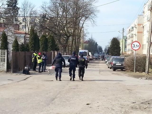 Strzelanina w Zgierzu. Policjanci użyli broni, gdy zostali zaatakowani przez grupę Ukraińców i Gruzinów