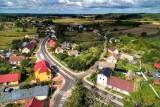 Torzym: Widzieliście kiedyś Trzemeszno Lubuskie  z lotu ptaka? Jest piękne. Zobaczcie zdjęcia z drona, które wykonał Grzegorz Walkowski.