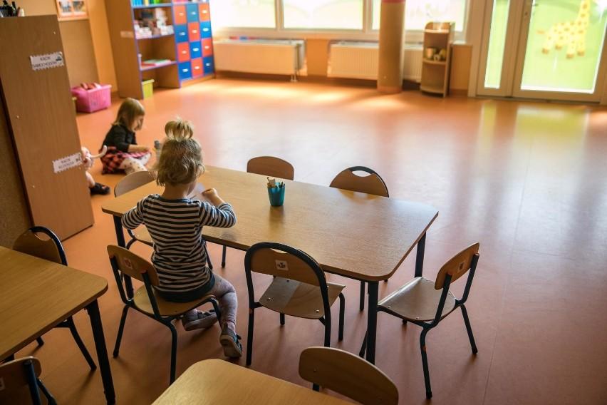 W otwartych ostatnio przedszkolach obowiązują rygorystyczne środki ostrożności