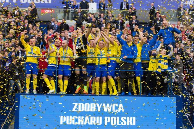 Wygrana Arki Gdynia w 2017 roku