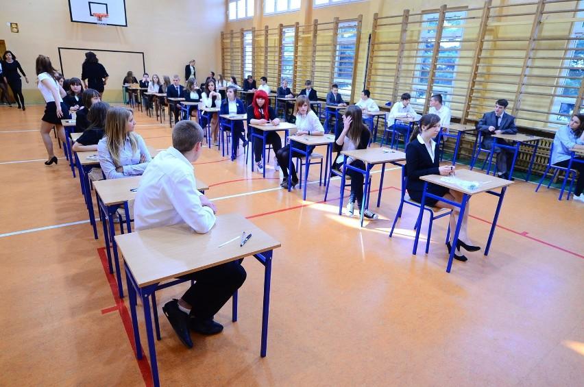 Próbny test gimnazjalny: Język niemiecki podstawowy [ODPOWIEDZI I ARKUSZ]