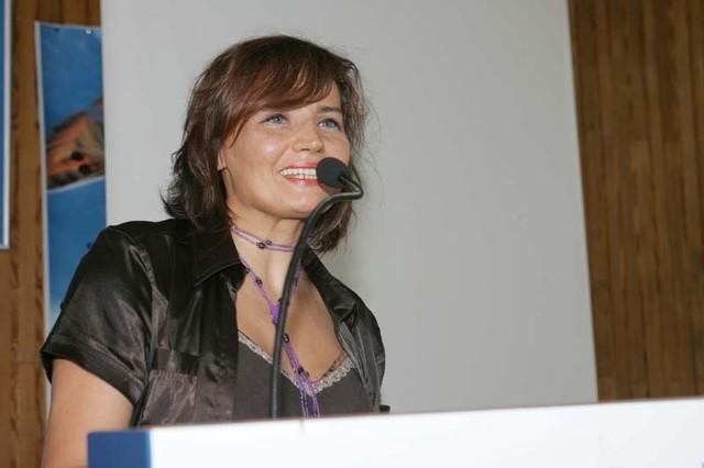 Joanna Iskrzyńska-Steg to 50-letnia działaczka społeczna