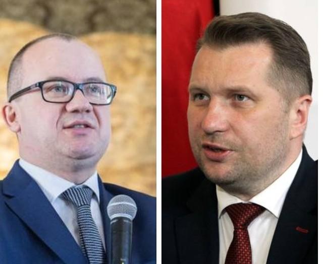 Wśród polityków, których Adam Bodnar wylicza w swoim stanowisku, jest Przemysław Czarnek, poseł PiS, były wojewoda lubelski