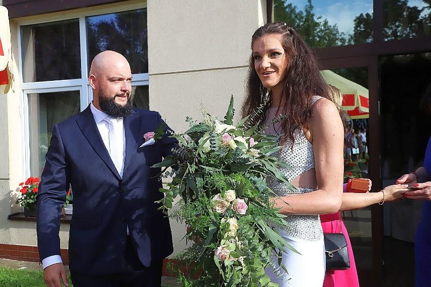Ślub Malwiny Smarzek, gwiazdy siatkarskiej reprezentacji...