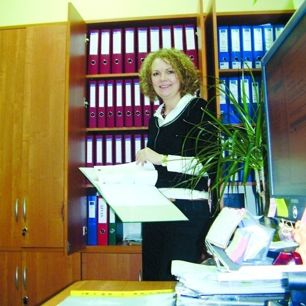 """Projekt """"Moja własna firma"""", który pokazuje Anna Mierzejewska, okazał się najlepszy w Polsce"""