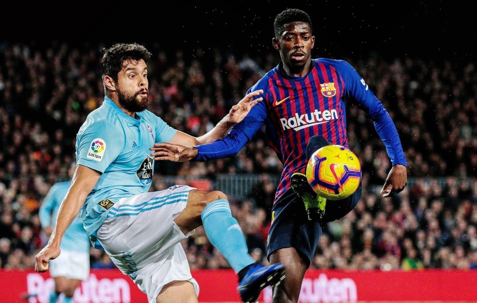 Manchester United chce wypożyczyć Dembele z Barcelony. Francuz jest alternatywą dla Sancho, który prawdopodobnie pozostanie w BVB   Dziennik Polski