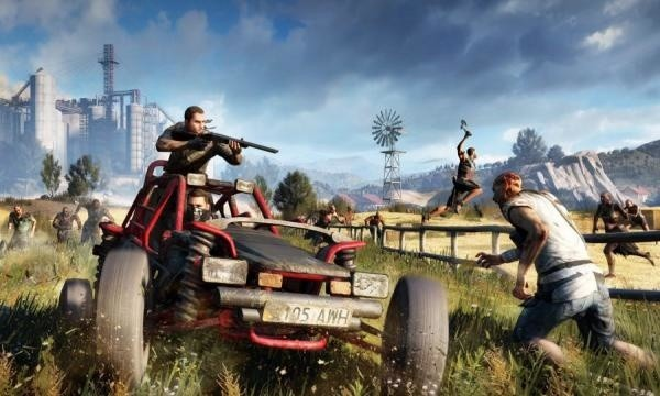 Dying Light: The FollowingDying Light: The Following