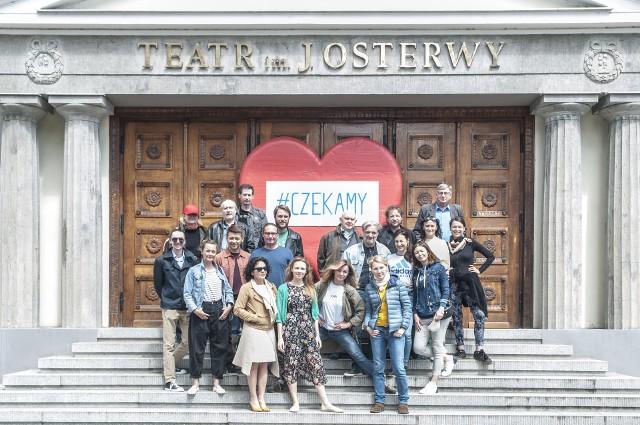 Poznajecie zespół aktorów Teatru Osterwy w Gorzowie? Dyrektor Jan Tomaszewicz powoi myśli o wznowieniu prób, ale powrót spektakli dopiero we wrześniu