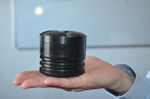 Czujniki nazywane grzybkami montowane będą w asfalcie.