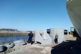 Zaginiony pracownik budowy Via Baltiki wrócił do domu