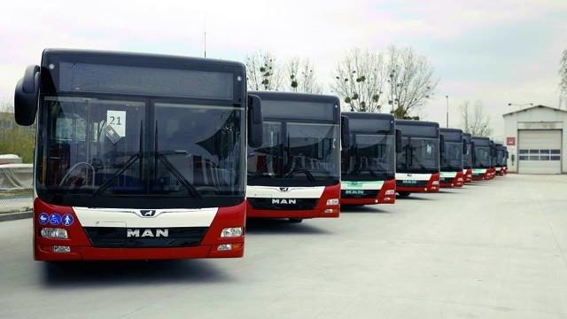 Nowe autobusy są już w bazie MZK w Opolu.