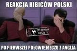 Niby człowiek wiedział, a jednak się łudził - Memy po meczu Anglia - Polska [galeria]