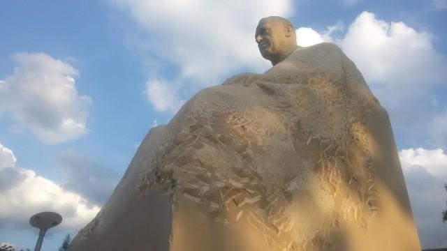 Pomnik Hlonda w Katowicach