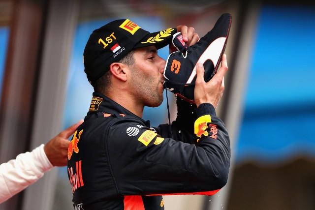 Ricciardo wygrał w Monako. Kolejne GP w Kanadzie 10 czerwca.