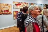 W Bydgoszczy zorganizowali wystawę tkanin [zdjęcia]