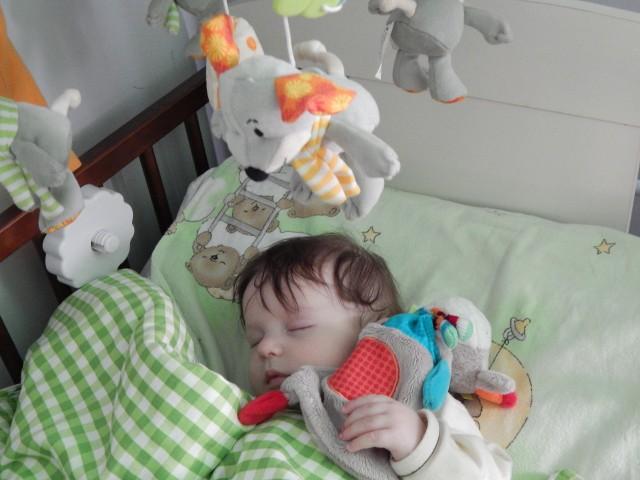 Jak wybrać łóżeczko dla dzieckaZdrowy sen to podstawa rozwoju maluszka. Do tego niezbędne jest wygodne łóżeczko z odpowiednio dobranym materacem. I słodkich snów można pozazdrościć.