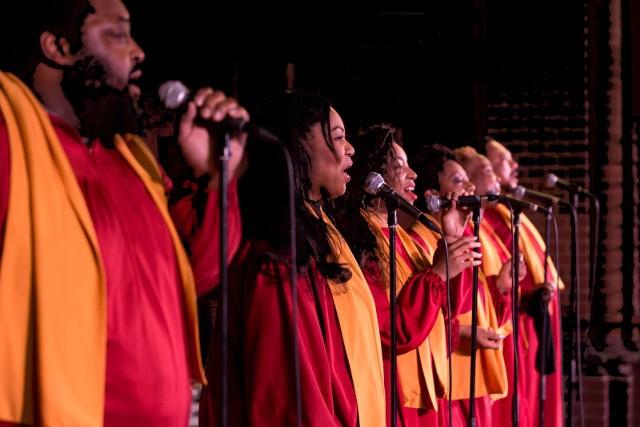 W koncercie muzyki gospel usłyszymy Donnę Brown i The Golden Gospel Pearls