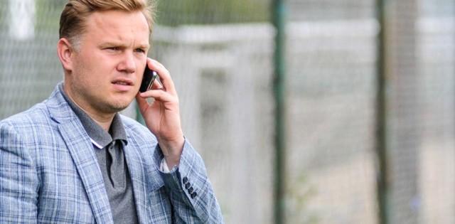 Robert Graf jest przekonany, że 23-letni piłkarz z Holstein Kiel będzie wartościowym wzmocnieniem Warty Poznań